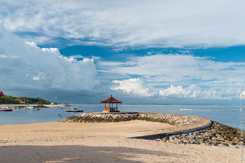 Танджунг Бенуа на Бали