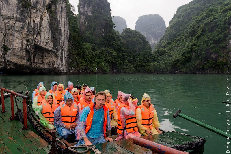 Бамбуковая лодка