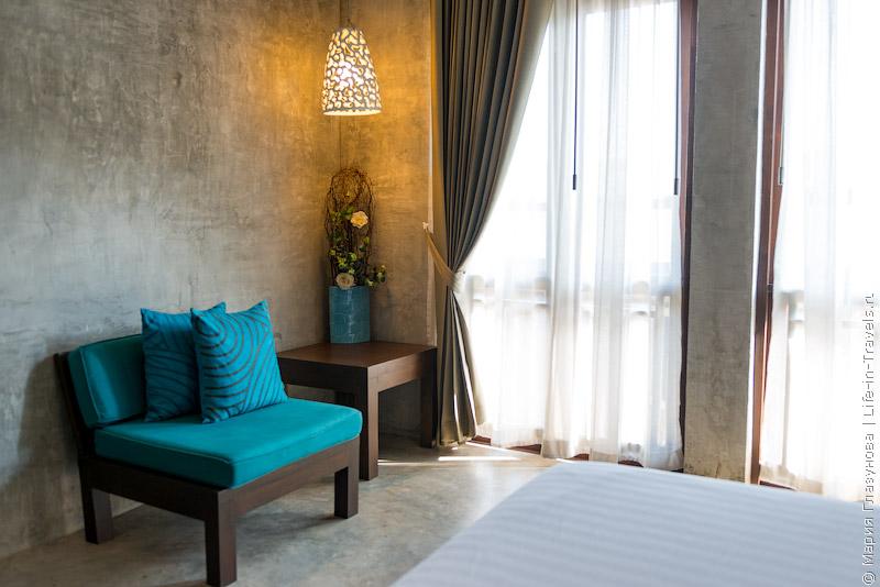 Бутик-отель Ketawa Stylish Hotel в Чиангмае, Таиланд