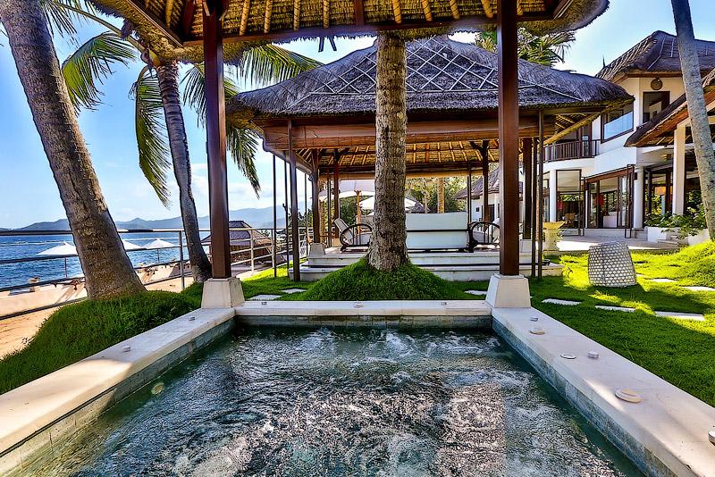 Вилла на Бали – Villa Jukung, Candidasa, Bali