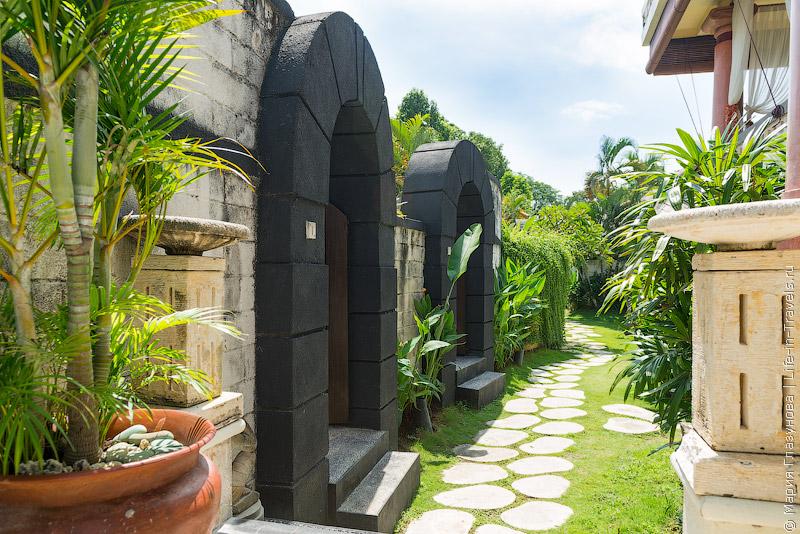 Спа на Бали – Lagoon Spa Seminyak