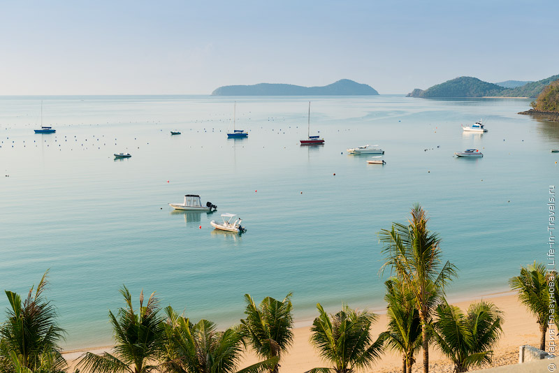 Виллы на Пхукете с панорамным видом на море – Bandara Villas, Phuket