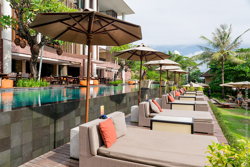 Отель Anantara Seminyak Resort and Spa 5*, Бали