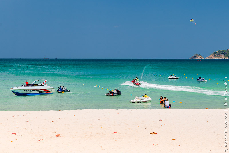 Пляж Патонг (Patong Beach), Пхукет