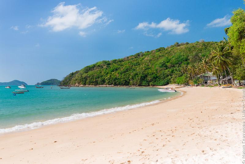 Пляж Ао Йон, Пхукет (Ao Yon Beach)