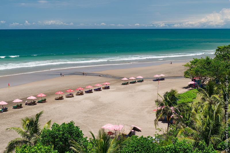 Пляж Семиньяк, Бали