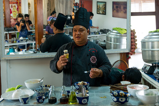 Кулинарный мастеркласс по вьетнамской кухне