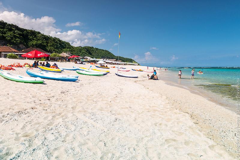 Пляж Пандава, Бали