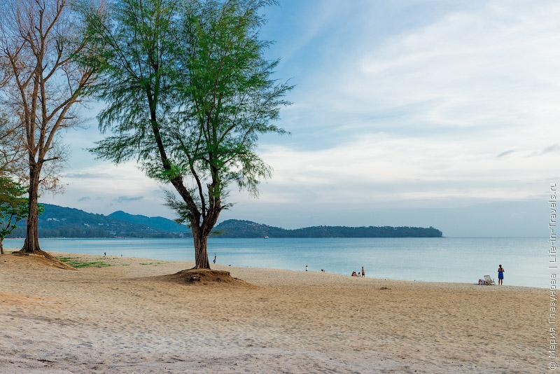 Пляж Бангтао, Bangtao Beach Phuket, Пхукет, Таиланд