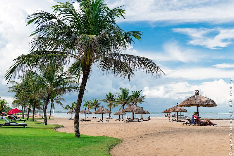 Пляж Нуса Дуа, Бали