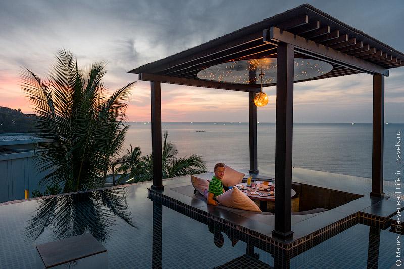 Отель с классным видом на Пхукете – Cape Sienna Phuket Hotel & Villas, Kamala Beach