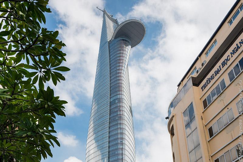 Башня Битексо в Хошимине