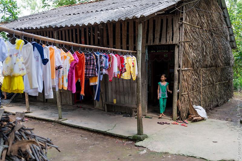 Трущобы Меконга – Сайгон (Хошимин), Вьетнам