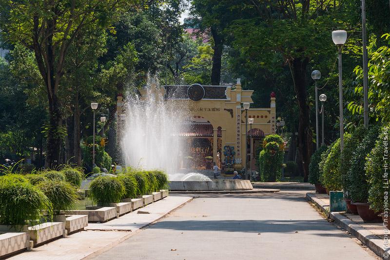 Пагоды в Сайгоне