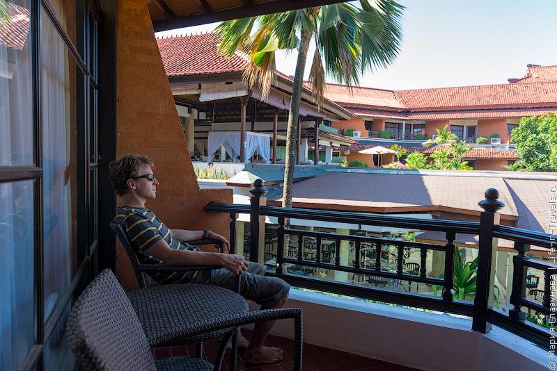 Sol Beach House Benoa – отель «всё включено» на Бали