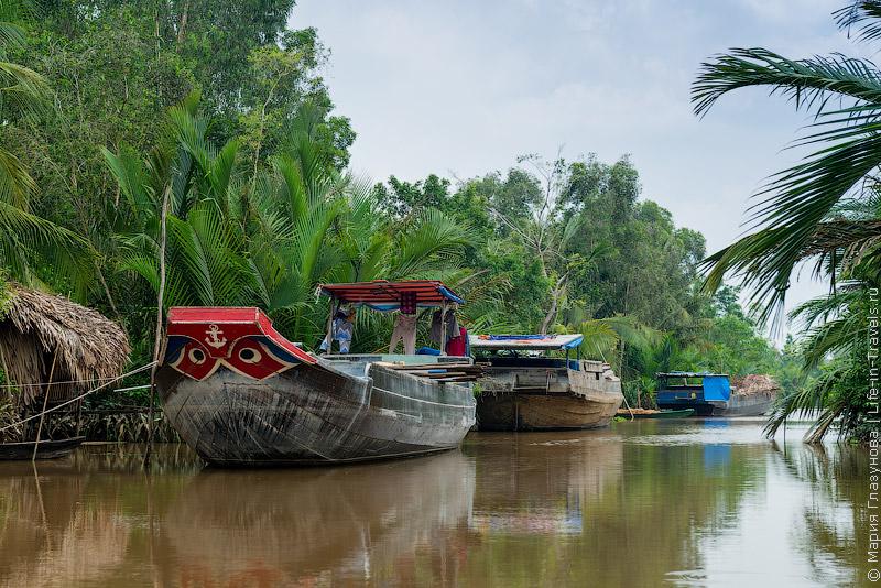Тур по Меконгу