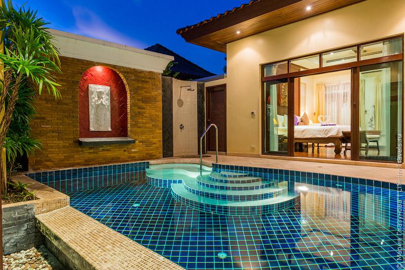 Виллы на Пхукете – Les Palmares Villas, Phuket