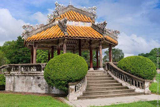 Запретный Императорский город Хюэ, Вьетнам