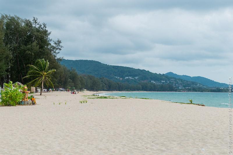 Пляж Бангтао (Bang Tao Beach)