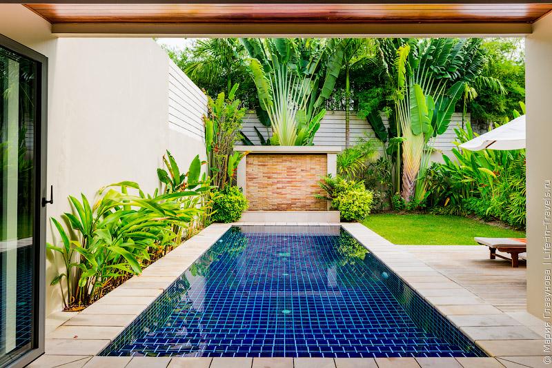 Виллы на Пхукете – The Residence Resort and Spa Retreat на пляже Бангтао