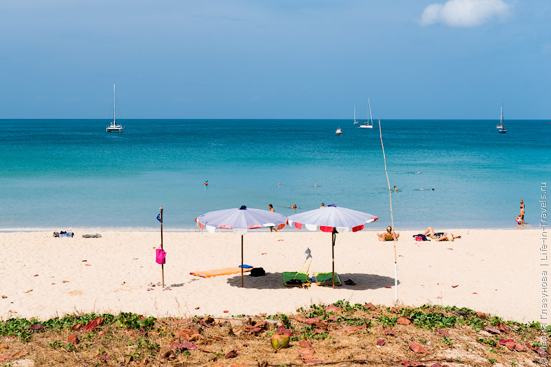 Пляж Nai Harn (Най Харн)