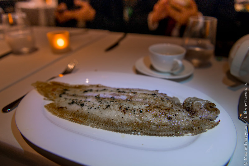 Итальянский ресторан Gradini в Гонконге