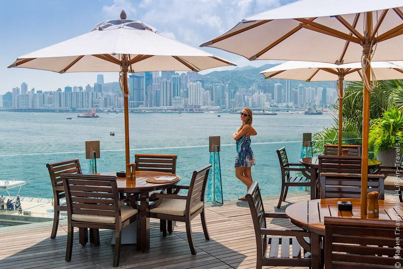 Отель Intercontinental Hong Kong