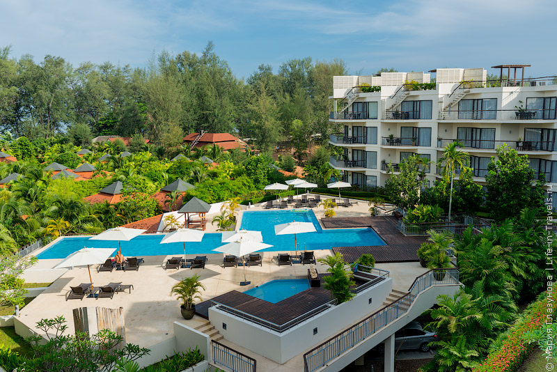 Dewa Phuket Resort, Пхукет, Таиланд
