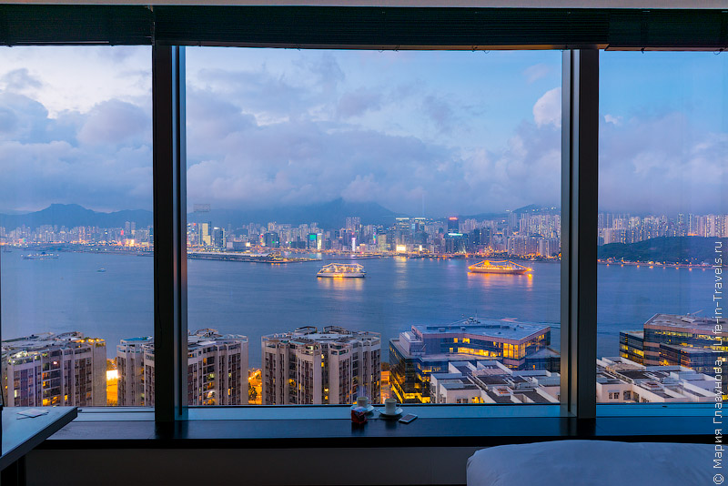 EAST Hotel Hong Kong – бизнес-отель в Гонконге