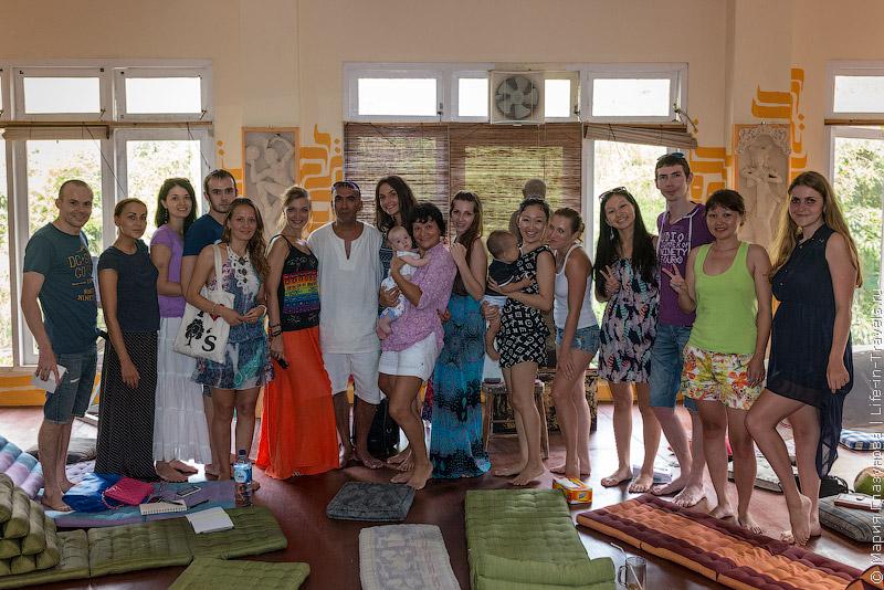 Фрилансеры на Бали