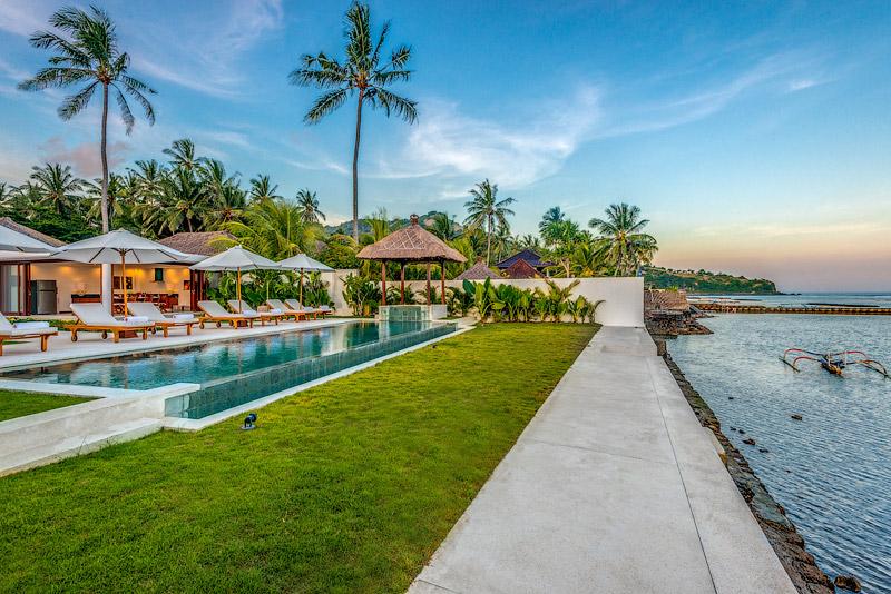 Виллы в Чандидасе, Бали