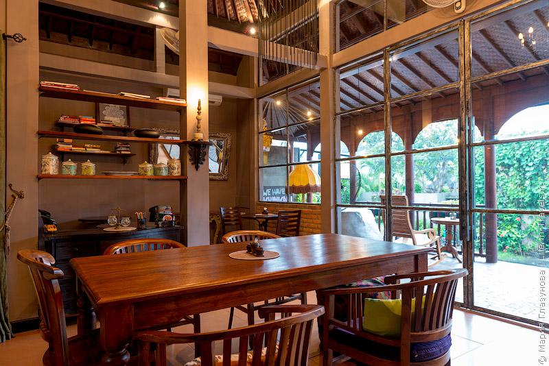 Ресторан грузинской кухни на Бали