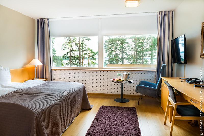Отель BEST WESTERN Hotel Rantapuisto в Хельсинки