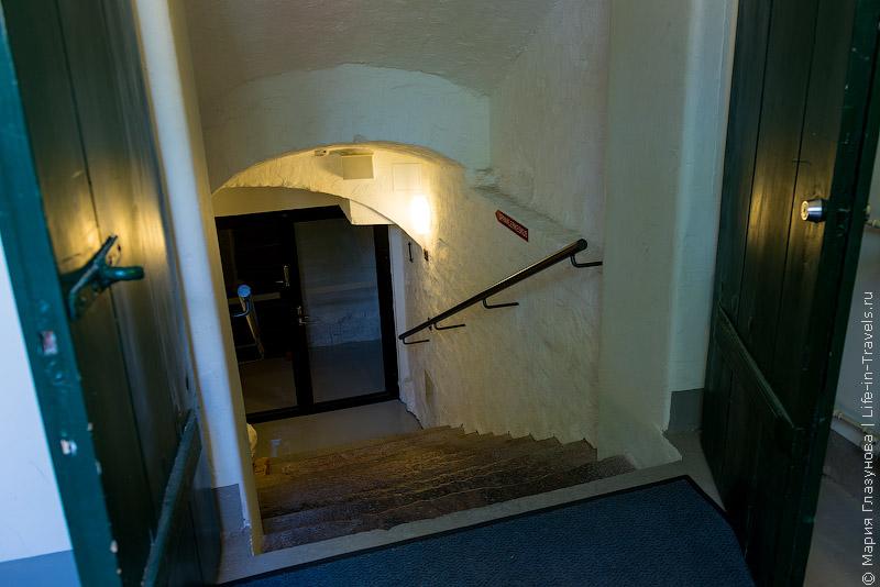 Отель-тюрьма BEST WESTERN PREMIER Hotel Katajanokka или необычный отель в Хельсинки