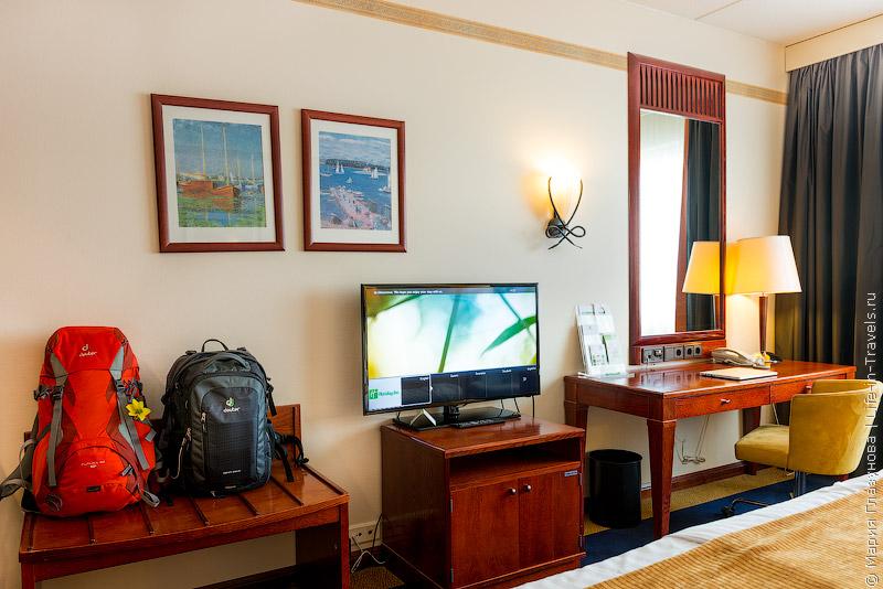 Отель Holiday Inn Helsinki
