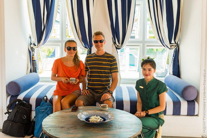 Oasis spa – спа-салон на Пхукете