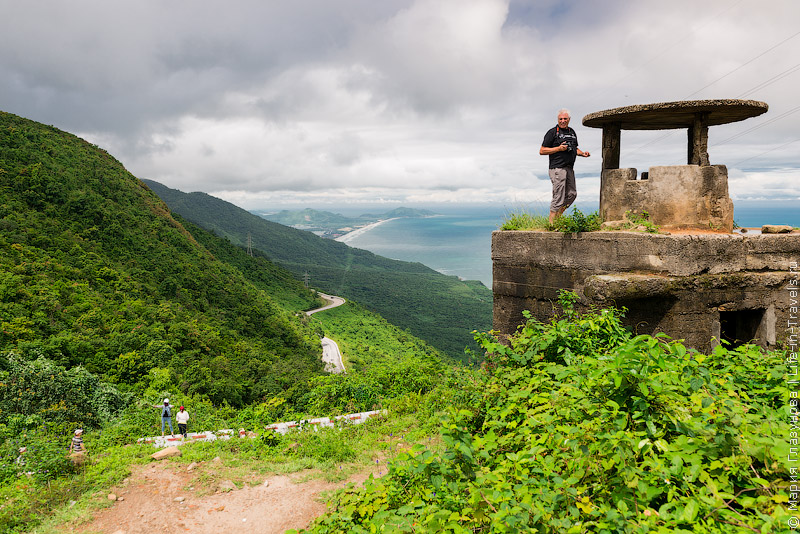 The Hai Van Pass, Из Хюэ в Хойан, Вьетнам