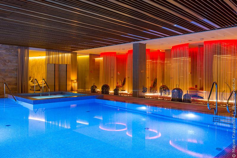 Отель DoubleTree by Hilton в Москве