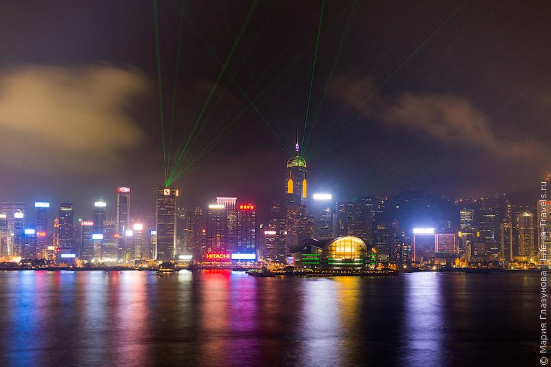 Avenue of Stars, Гонконг