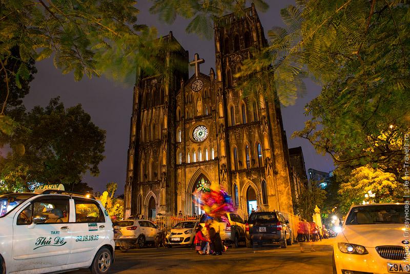 Кафедральный собор Святого Джозефа — St.Joseph's Cathedral в Ханое