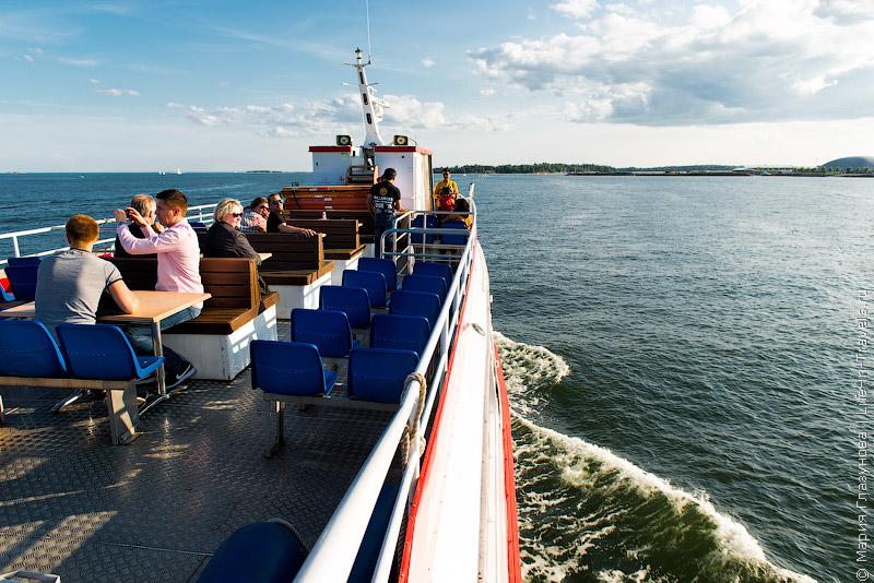 Морские круизы в Хельсинки