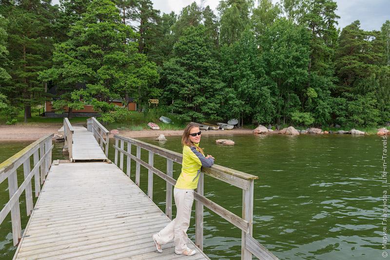 Окрестности Хельсинки
