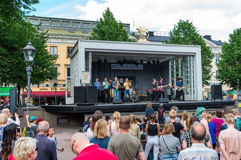 Фестивали в Хельсинки