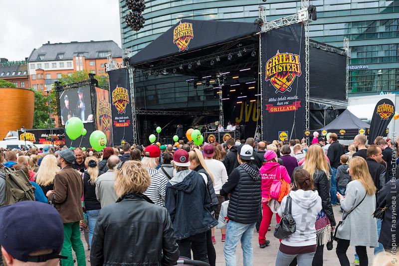 Фестивали в Хельсинки летом
