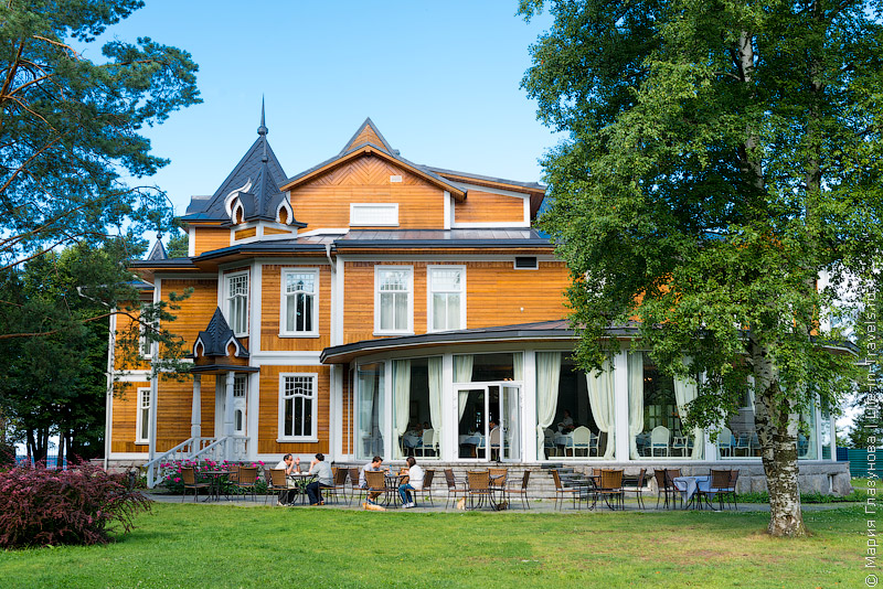 Загородный Клуб «Скандинавия» в Сестрорецке, Санкт-Петербург
