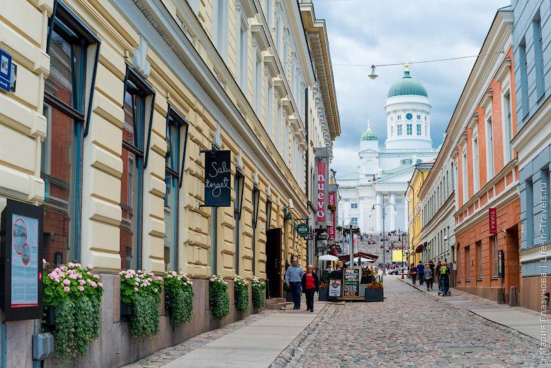 Хельсинки летом