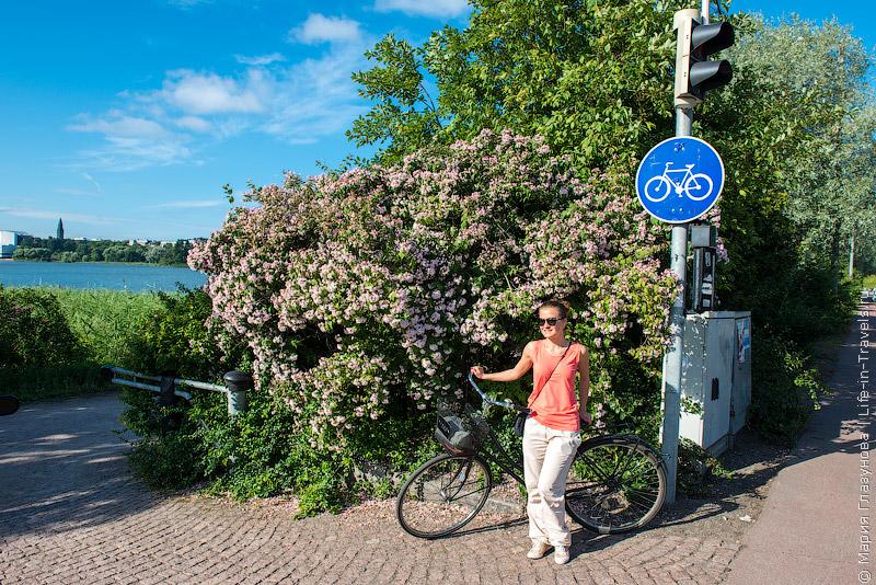 Хельсинки на велосипеде