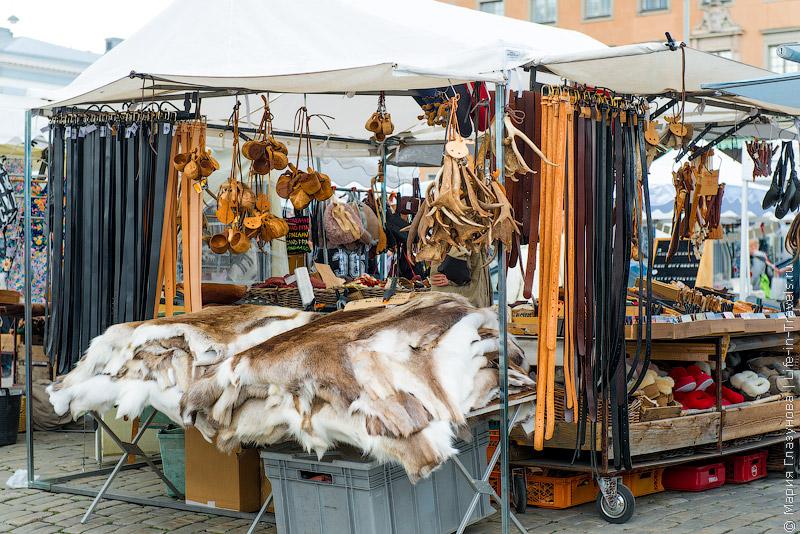 Сувениры в Хельсинки