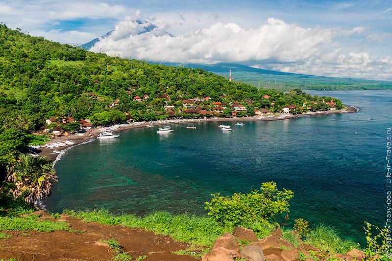 Природа на Бали