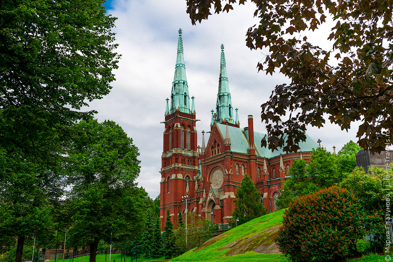 Готическая церковь Св. Иоанна